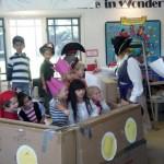 Black Moustach Learning Activities in Kindergarten