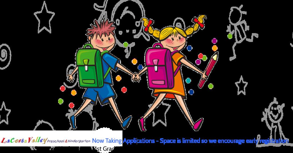 summer kindergarten and first grade book camp - now enrolling for Kindergarten & Transitional Kindergarten Academy La Costa Valley Preschool and Kindergarten