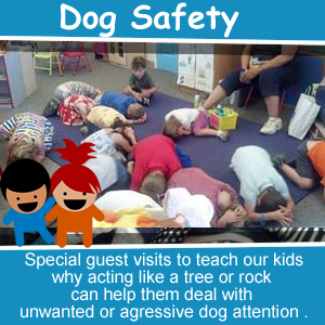 Dog Safety Lesson with Officer Harrison