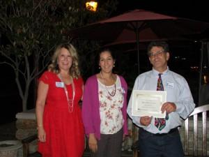 NAEYC Teacher of the Year Award - La Costa Valley Preschool and Kindergarten - Teacher Ron