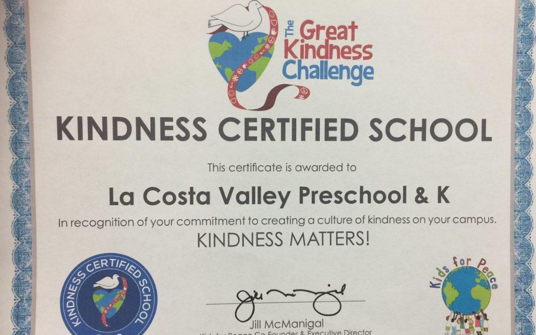 School Blog | La Costa Valley Preschool and Kindergarten